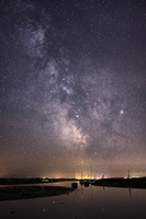 29. Milky Way over Emsworth