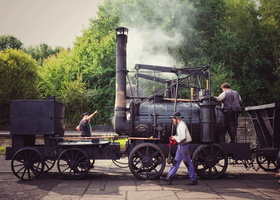 36. Puffing Billy