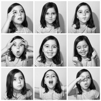 47-55. The many faces of a daughter.