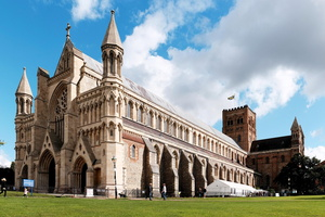 87. St Alban's Cathedral